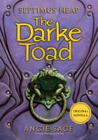 Cover image for The Darke toad
