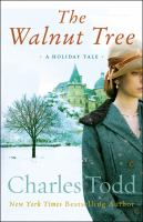 Cover image for The walnut tree a holiday tale