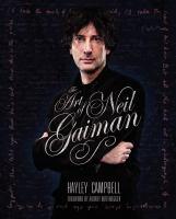 Cover image for The art of Neil Gaiman