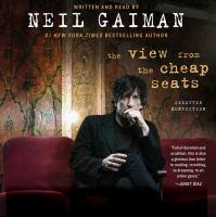 Imagen de portada para The view from the cheap seats selected nonfiction