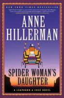 Cover image for Spider woman's daughter. bk. 1 : Leaphorn, Chee & Manuelito series