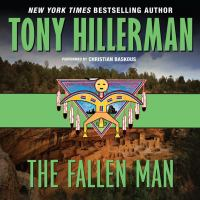 Cover image for The fallen man Joe Leaphorn and Jim Chee Series, Book 6.