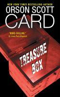 Cover image for Treasure box a novel