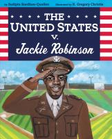 Cover image for The United States v. Jackie Robinson