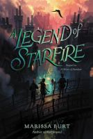 Cover image for A legend of starfire. bk. 2 : A sliver of stardust series