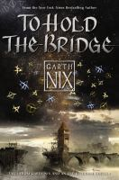 Cover image for To hold the bridge