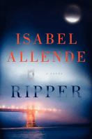 Cover image for Ripper a novel