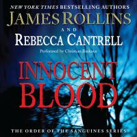 Cover image for Innocent blood Order of the Sanguines Series, Book 2.