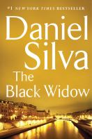 Cover image for The black widow. bk. 16 : Gabriel Allon series