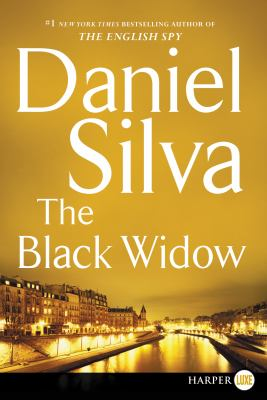Cover image for The black widow bk. 16 : Gabriel Allon series