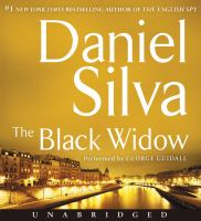 Cover image for The black widow. bk. 16 [sound recording CD] : Gabriel Allon series