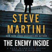 Cover image for The enemy inside Paul Madriani Series, Book 13.
