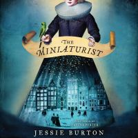 Cover image for The miniaturist A Novel.
