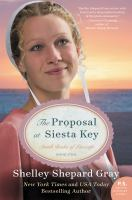 Cover image for The proposal at Siesta Key. bk. 2 : Amish brides of Pinecraft series