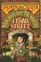 Cover image for The magnificent monsters of Cedar Street