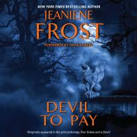 Cover image for Devil to pay Night Huntress Series, Book 3.5.