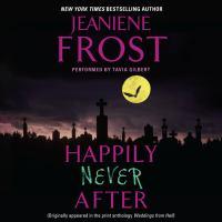Imagen de portada para Happily never after Night Huntress Series, Book 1.5.