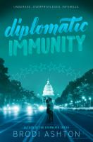 Cover image for Diplomatic immunity