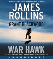 Cover image for War hawk. bk. 2 [sound recording CD] : Tucker Wayne series