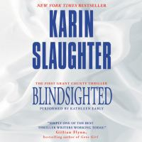 Cover image for Blindsighted Grant County Series, Book 1.