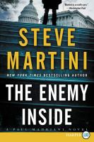 Cover image for The enemy inside. bk. 13 [large print] : Paul Madriani series