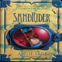 Cover image for Sandrider Septimus Heap: Todhunter Moon Series, Book 2.
