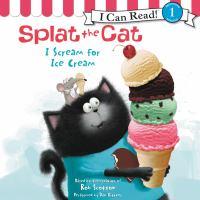 Imagen de portada para I scream for ice cream