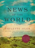 Imagen de portada para News of the world : a novel