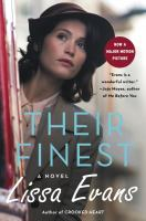 Cover image for Their finest : a novel