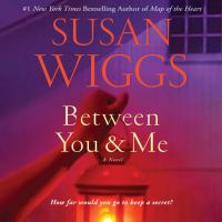 Imagen de portada para Between you and me A Novel.