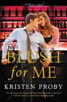 Cover image for Blush for me [eBook] : a Fusion novel