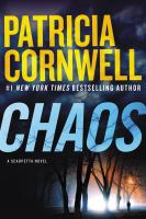 Cover image for Chaos. bk. 24 Scarpetta series