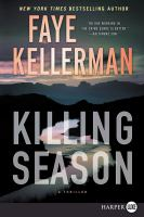 Cover image for Killing season [large print] : a thriller