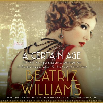 Cover image for A certain age A Novel.