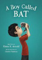 Imagen de portada para A boy called Bat