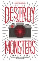 Cover image for Destroy all monsters