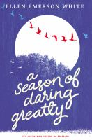 Cover image for A season of daring greatly