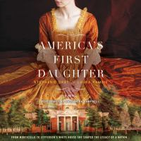 Cover image for America's first daughter a novel