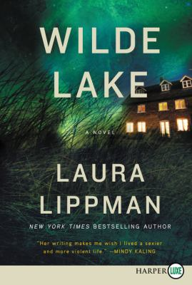 Cover image for Wilde Lake [large print] : a novel