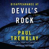 Imagen de portada para Disappearance at devil's rock A Novel.