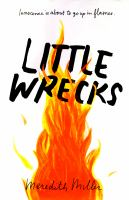 Cover image for Little wrecks