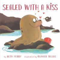 Cover image for Sealed with a kiss