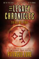 Cover image for Trial by fire. bks. 1-3 : Legacy chronicles series