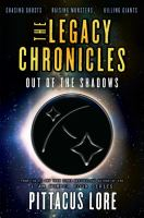 Cover image for Out of the shadows : Legacy chronicles series