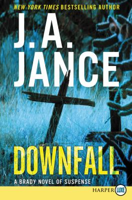 Cover image for Downfall. bk. 17 Joanna Brady mysteries series