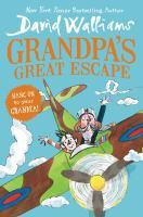 Cover image for Grandpa's great escape