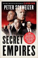 Imagen de portada para Secret empires : how the American political class hides corruption and enriches family and friends