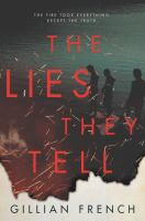 Cover image for The lies they tell