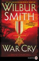 Cover image for War cry. bk. 14 [large print] : Courtney family series