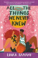 Imagen de portada para All the things we never knew
